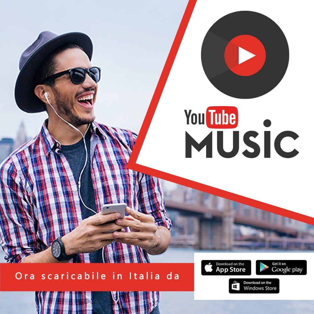 Youtube Music In Italia